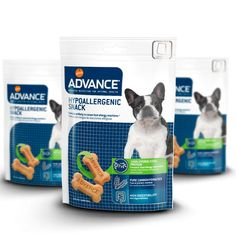 Snack para perros Advance Hypoallergenic Allergies Alimentaires, Dry Snacks, Cat Food, Pet Care, Dog Food Recipes, Pure Products, Pets, Koko, Html