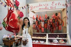 more meat! butcher dolls by nathalie lété