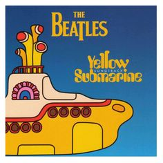 #TheBeatles LP The Beatles Yellow Submarine Songtrack