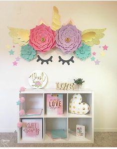 Decorating Ideas for Youngsters' Rooms - Discover our favored ideas for making a. Decorating Ideas for Youngsters' Rooms - Discover our favored ideas for making and also arranging a spirited, creative child's space. Unicorn Bedroom Decor, Unicorn Rooms, Unicorn Themed Room, Unicorn Party, Unicorn Decor, Unicorn Bedroom Accessories, Unicorn Wall Art, Unicorn Birthday, Cute Bedroom Ideas