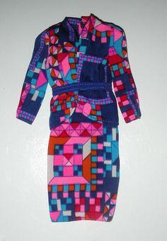 Barbie Superstar Fashion Collectibles 1424 Variation Fashion Change Abouts | eBay