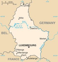 """Luxembourg is not like Monaco or Hong Kong, a """"country"""" that is made up of only a city. It has farms and castles and multiple municipalities. Luxembourg City, mostly just called Luxembourg, is of course the capital and largest city. (It is also a UNESCO World Heritage Site, for those who care about that sort of thing.)"""