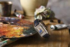 Jaeger-LeCoultre launches 100000 Reverso a Eclipse watch featuring Van Gogh portrait