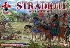 Stradioti. 16th century.