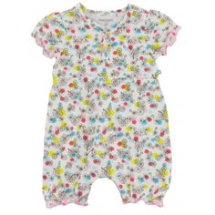 Noppies Wilma Flower Jumpsuit