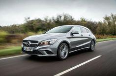 Mercedes CLA Shooting Brake Review   Autocar