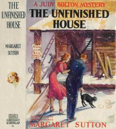 Judy Bolton The Unfinished House