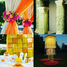 Indian wedding season is coming! Your shaadi is much more fun when it is decorated with floral props. Click beautiful pictures with these flower masterpieces ad create memories #weddingplanning #InspiredWeddingDecor #Kanpur