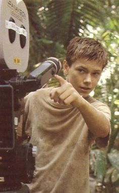 """""""I did my best work in The Mosquito Coast. I know it wasn't such a big hit, but for me it was more meaningful than anything else I've ever done."""" ~River Phoenix"""