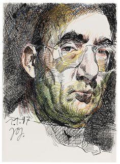 Johannes Grützke (1937) is een Duitse schilder , tekenaar , graficus en graveur .