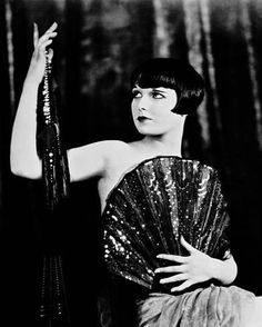Photo: Louise Brooks : 14x11in
