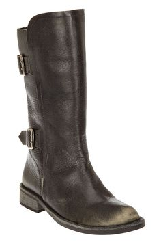 Matisse Tradition Motoroycle Boot In Black