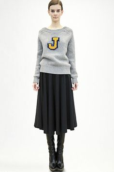 Schoolgirl chic we love at Saks Fifth Avenue