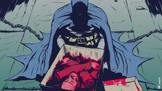 The Deal - Fanfic mostra o amor de Batman e Coringa