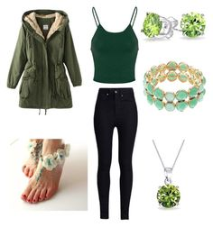 """""""Earth Bender"""" by brizymc ❤ liked on Polyvore"""