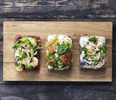 Copenhagen Foodie Guide: Where to Get the Best Open-Faced Sandwiches Danish Bakery, Danish Cuisine, Danish Food, Copenhagen Cafe, Slider Sandwiches, Open Faced Sandwich, Scandinavian Food, Sandwich Shops, Cafe Food