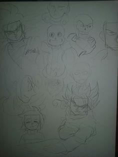 Sketches by #Wolfthekid