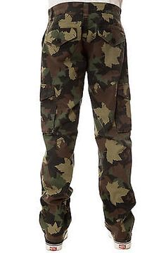 Karmaloop LRG Core Collection The Core Collection Cargo TS Pants Olive Camo | Clothing, Shoes & Accessories, Men's Clothing, Pants | eBay!