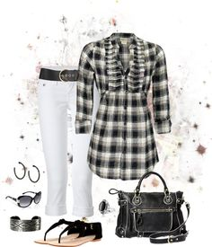 """Untitled #16"" by tufootballmom ❤ liked on Polyvore"