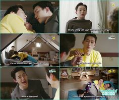 chief kim irritate seo yeol with his stupid gestures - Chief Kim: Episode 19 Asian Actors, Korean Actors, Kdrama, Chief Kim, Goong, Lee Junho, Taecyeon, Love K, Whats Wrong