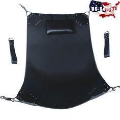 "Luxe cuir véritable Sling Swing V7-25/"""