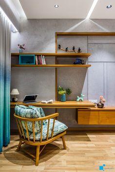 Wardrobe Design Bedroom, Bedroom Bed Design, Bedroom Furniture Design, Home Decor Furniture, Home Decor Bedroom, Wardrobe Interior Design, Bedroom Interiors, Study Table Designs, Study Room Design