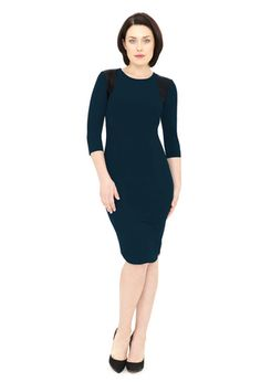 The Jeannette Dress, by Project Gravitas