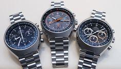 Omega Speedmaster Mark II Watch For 2014 Hands-On