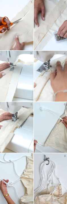 DIY Hammock | Claire Zinnecker for Camille Styles