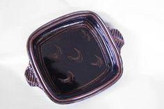 "Van Dop Gallery | Artists | Ceramic: ""Temoku Baking/Serving dish"" by Celia Rice-Jones International Artist, Serving Dishes, Home Decor Items, Garden Art, Unique Gifts, Arts And Crafts, Rice, Van, Entertaining"
