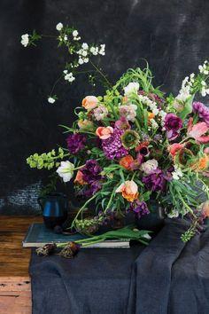 the flower workshop book | Ariella Chezar The Flower Workshop – The Buzz Blog || Diane James ...