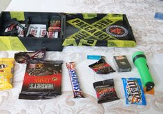 Awesome Girlfriend Makes Zombie Survival Kit For Her Boyfriend | StingFeed