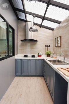 Lorenzi 4 Light Kitchen Island Pendant – Bronze w/LED Bulbs – Linea di Liara – Industrial Lighting Fixtures & Decor 30 Comfy Kitchen Balcony Design Ideas That Looks Cool 30 Comfy Kitchen Balcony Design Ideas That Looks Cool