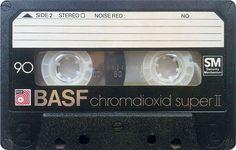 BASF Chromdioxid Super II 90