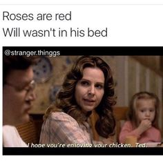 stranger things Roses are Red poem Lol - 100k reached september 27th … #random #Random #amreading #books #wattpad