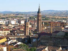 Catalayud, Aragon, Espagne