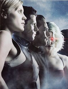 battlestar galactica. love this show and picture.
