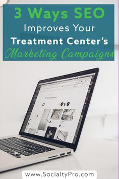 SEO for drug rehab marketing is crucial for your treatment program's growth, as well as your business cause. To build a marketing campaign that will attract clients, here are three simple but effective ways to use search engine optimization  #SEO #searchengineoptimization #seostrategies #websiteseo Social Media Digital Marketing, Online Marketing, Seo Strategy, Seo Tips, Search Engine Optimization, Drugs, Improve Yourself, Blogging, Campaign