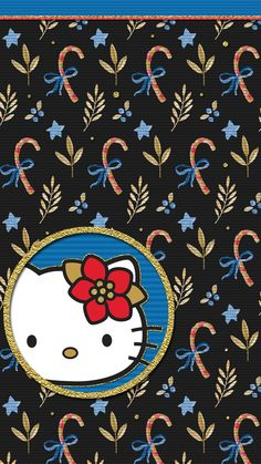 #christmas #hello_kitty #wallpaper Summer Wallpaper Phone, Hello Kitty Wallpaper, Pink Wallpaper, Iphone Wallpaper, Beautiful Wallpaper, Wallpaper Backgrounds, Cute Christmas Wallpaper, Holiday Wallpaper, Cute Home Screens