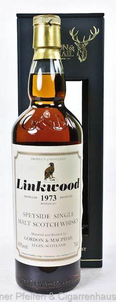 Linkwood Whisky 1973