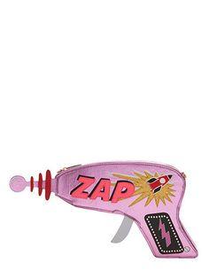 Skinny Dip ZAP CROSS BODY BAG in pink