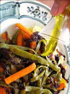 judias-verdes-con-patata-zanahoria-y-cebolla-al-vino