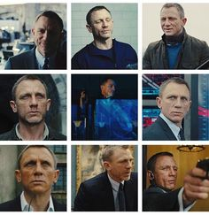 hold your breath and count to ten Why I Love Him, My Love, Interesting Movies, James Bond Style, Skyfall, Daniel Craig, Steve Mcqueen, Good Movies, Men's Style