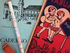 Portuguese Vintage Stationery!