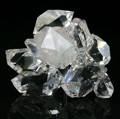 + Quartz Var: Herkimer Diamond