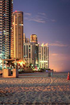 Sunny Isels Beach, Miami, Florida