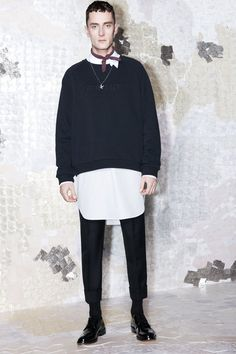 Acne Studios Fall 2013 Menswear Collection Slideshow on Style.com