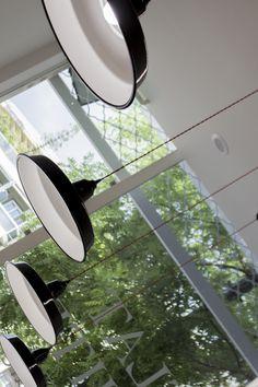 Interior lights, pendant lamps