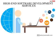 High-End Software Development Services