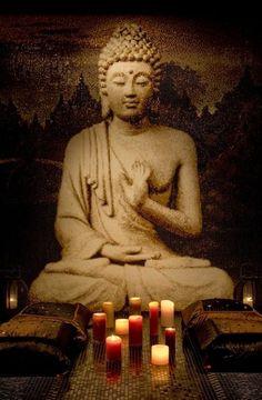 my Buddha zen corner vision Lotus Buddha, Art Buddha, Buddha Kunst, Buddha Zen, Gautama Buddha, Buddha Buddhism, Buddhist Art, Zen Meditation, Meditation Corner